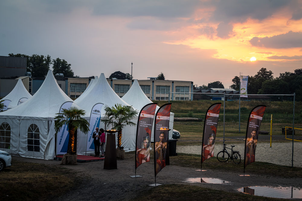 Business Beach 2019 in Greven