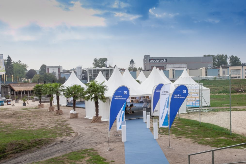 Business Beach 2018 in Greven