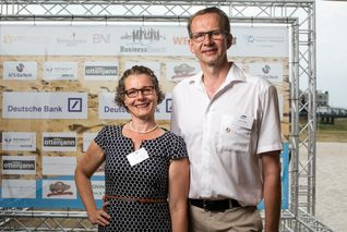 Business Beach 2017 in Greven